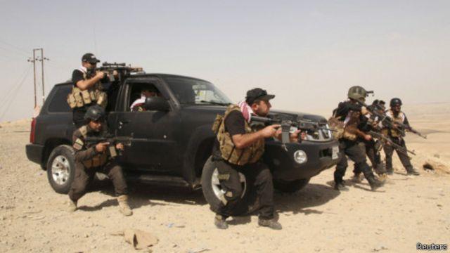 Pasukan Kurdi Pashmerga