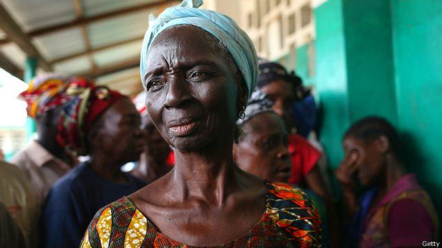 Paciente de ébola