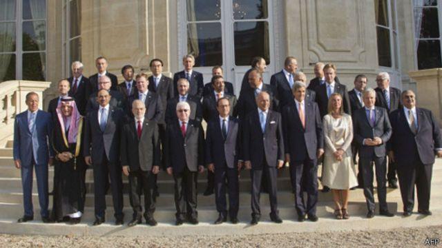 آمریکا بر مشارکت گسترده جهانی در ائتلاف علیه گروه دولت اسلامی تاکید دارد
