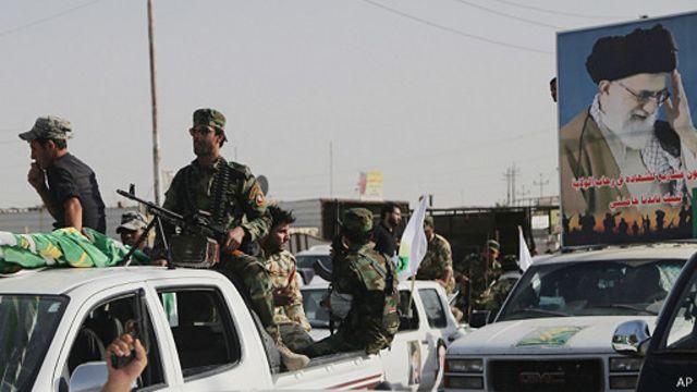 مشارکت ایران در عملیات نظامی میتوانست خوراک تبلیغاتی مناسبی برای دولت اسلامی باشد