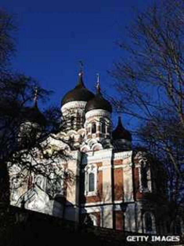 塔林东正教亚历山大·涅维斯基大教堂