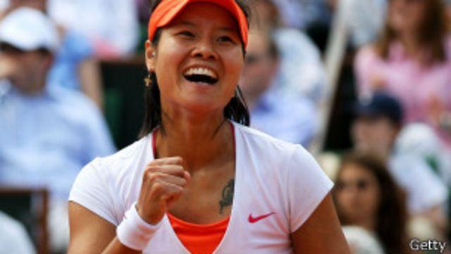 Su forma de ser le permitió triunfar en el tenis, pero también se ganó muchas críticas en China.