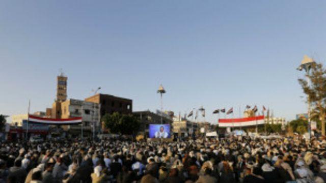 زعيم جماعة الحوثي عبدالملك الحوثي