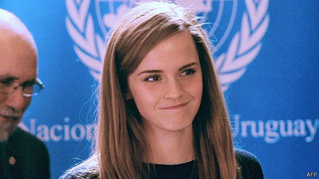 L'interprète d'Hermione Granger dans la saga Harry Potter a pris la parole dans le cadre de son nouveau rôle en tant qu'ambassadrice de bonne volonté