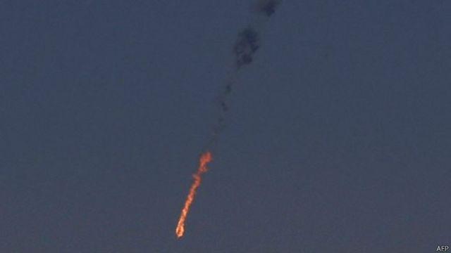 以色列在戈兰高地击落了一架叙利亚战机