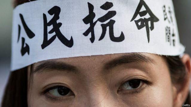 香港罢课学生