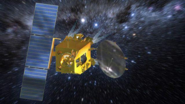 Vệ tinh Mangalyaan đã mất 10 tháng để đi từ Trái đất đến quỹ đạo sao Hỏa