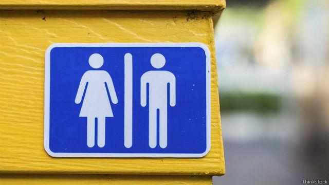 Классическое обозначение туалета