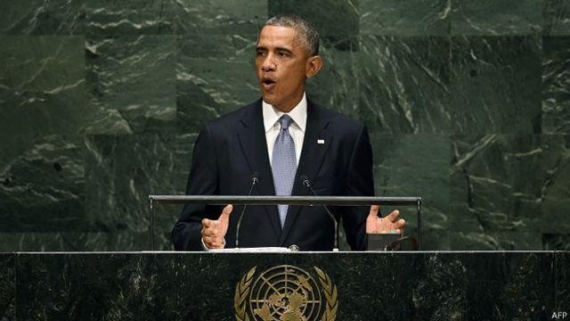 Ông Obama đã có bài phát biểu quan trọng tại Đại hội đồng Liên Hiệp Quốc