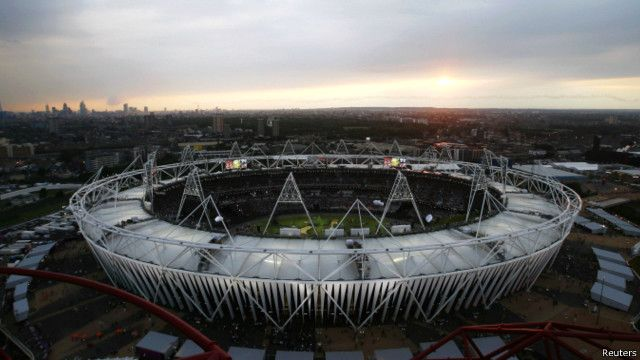 Stadion Olimpiade London