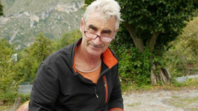 Herve Gourdel là hướng dẫn viên du lịch