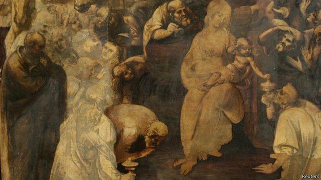 The Adoration of Magi