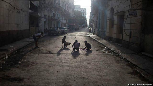 क्यूबा की राजधानी हवाना