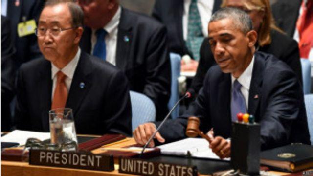 Chống IS đang là ưu tiên hàng đầu của ông Obama