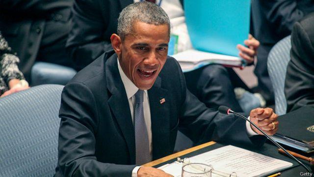 """Барак Обама заявив, що з бойовиками Ісламської держави """"не може бути переговорів"""""""