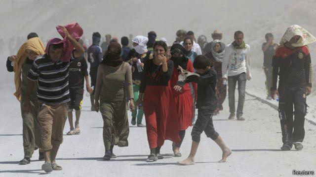 تضییع حقوق و اسارت و بردگی غیرمسلمانان از جمله یزیدیان به شدت محکوم شده است