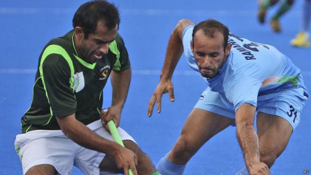 پاکستان اور بھارت دونوں اس وقت ہاکی کی عالمی درجہ بندی میں پہلی دس ٹیموں میں شامل نہیں