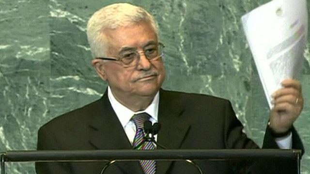 فلسطینی اتھارٹی اس مسئلہ کو ایک مرتبہ بھر جرنل اسمبلی میں اٹھانے کا ارادہ رکھتی ہے