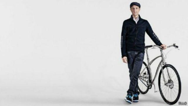 يمتلك مؤسس شبكة إيللو متجرا لبيع الدراجات الهوائية