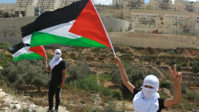 فلسطین کے دو ریاستی حل کے بارے میں آہستہ آہستہ بین الاقوامی رائے ہموار ہو رہی ہے