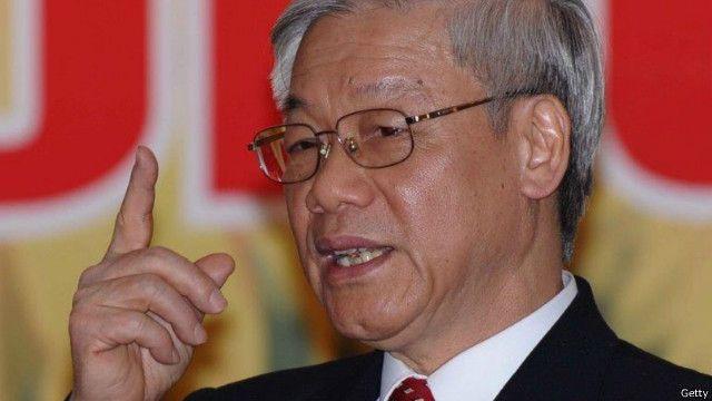 TBT Nguyễn Phú Trọng đề cao nhu cầu 'giữ ổn định' khi chống tham nhũng