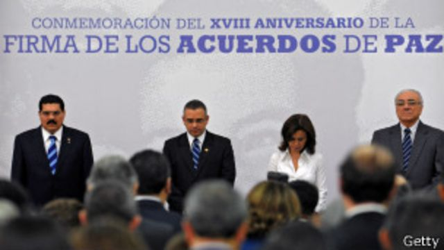 Aniversario de los Acuerdos de Paz.