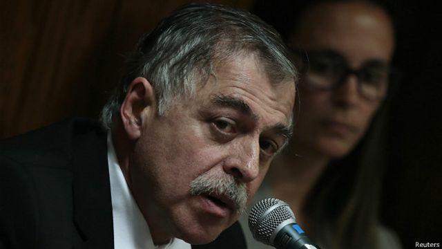 Exdirector de Petrobras, Paulo Roberto Costa