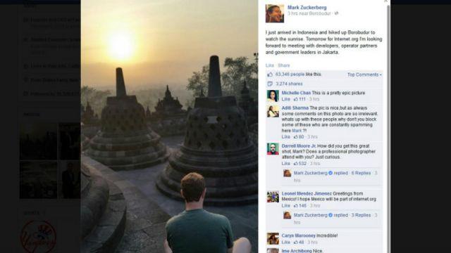 Sebanyak 67 kelompok pembela hak digital di dunia menyuarakan protes terhadap proyek Internet.org yang digagas Mark Zuckerberg,