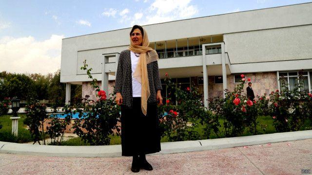 رولا غنی اولین افغان خارجیالاصلی است که بانوی اول افغانستان شده
