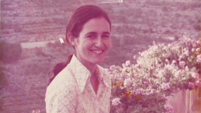 رولا غنی در سال ۱۹۶۹ زمانی که تازه از فرانسه برگشته بود