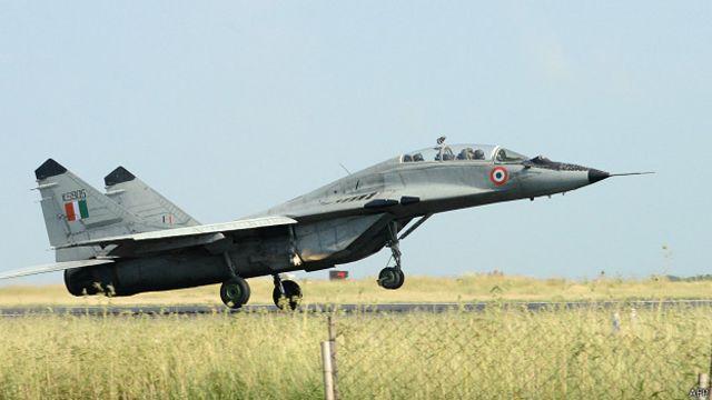 MiG-29 trong không lực Ấn Độ bị nạn nhiều