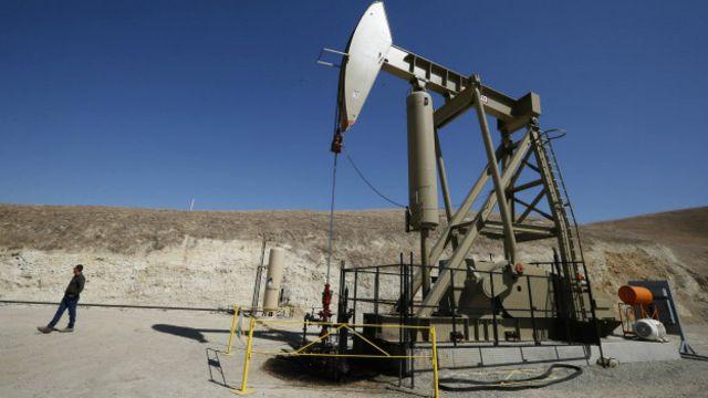 शेल तेल उत्पादन