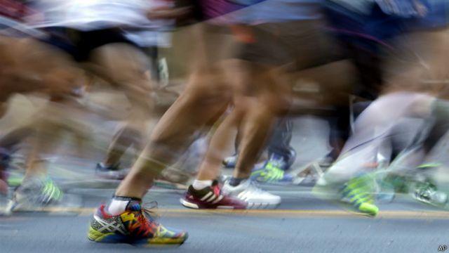 Los músculos y articulaciones sufren constantemente durante las pruebas de larga distancia.
