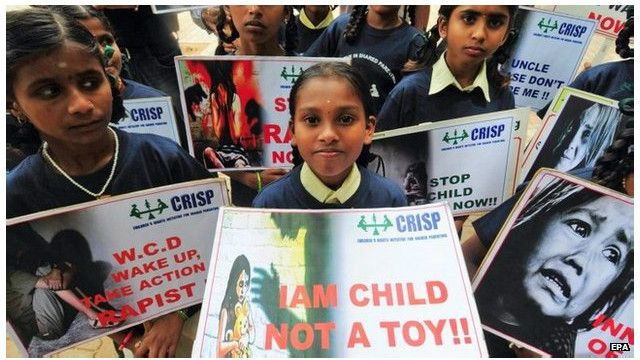 أثارت حالات الاغتصاب الغضب في الشارع الهندي