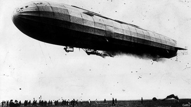 Zeppelin alemán