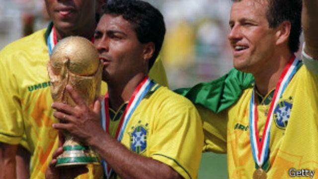 El premio Balón de Oro fue creado en el Mundial de Estados Unidos en 1994. Romario se lo ganó.