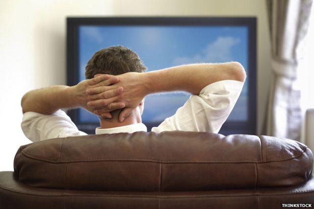 Ver televisión equivale a una unidad del método llamado MET.
