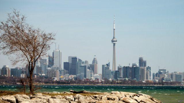 Toronto'daki konut fiyatları son bir yıl içinde yaklaşık yüzde 17 arttı.