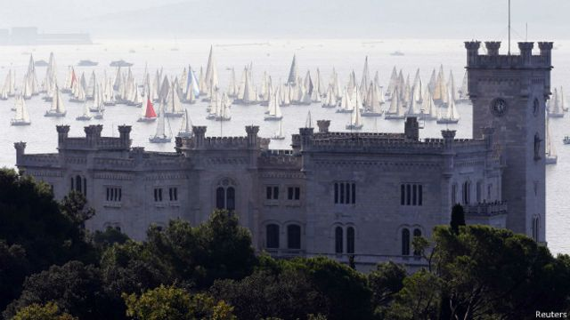 Castillo de Trieste
