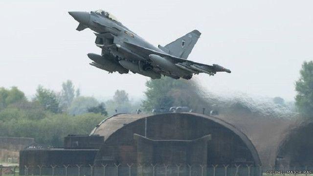 تمكنت مقاتلات الحلف من اعتراض المقاتلات الروسية 100 مرة هذا العام فقط