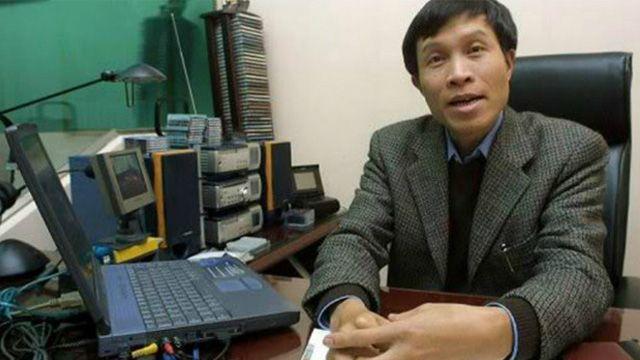 Chủ trang Anhbasam Nguyễn Hữu Vinh
