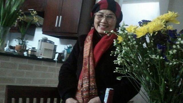 Nghệ sỹ Kim Chi nói bà ký tên vào Thư ngỏ là 'vì tấm lòng với đất nước'