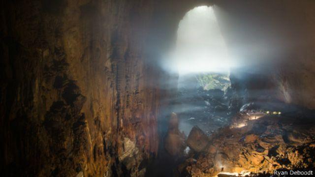 Hang động lớn nhất thế giới này còn có những khu vực chưa được khám phá