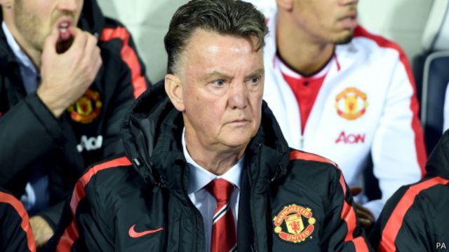 Van Gaal menekankan pentingnya filosofi, staf pelatih, dan talenta muda sebuah klub sepak bola.