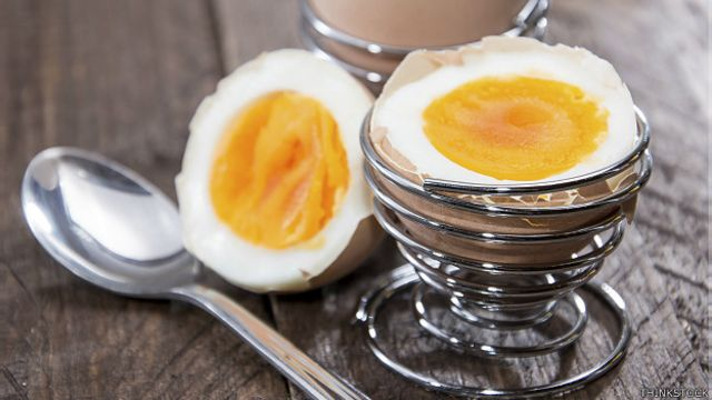 Huevos duros