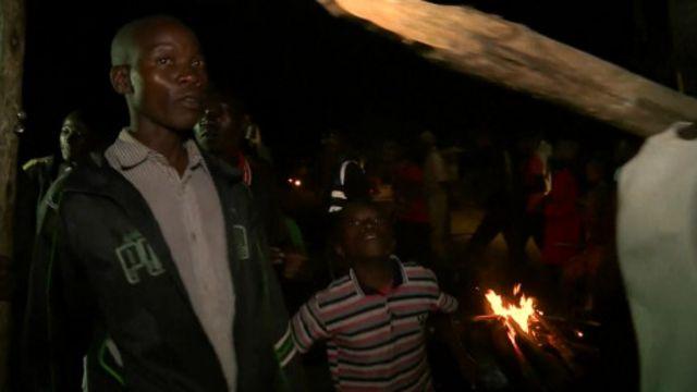 Les tueries ont eu lieu dans le village de Mayangose-Kibidiwe près de Beni.
