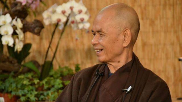 Thiền sư Thích Nhất Hạnh nhập viện - BBC News Tiếng Việt