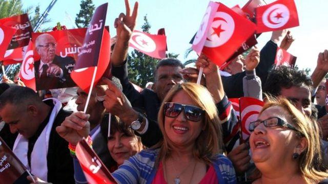 بهار عربی در تونس آغاز شد