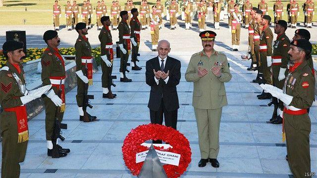 پشاور میں سکول پر حملے کے بعد پاکستان افغان حکام میں تعاون اور ملاقاتوں کاسلسلہ بڑھا ہے