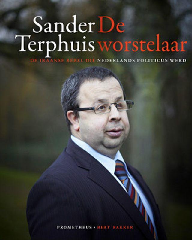 کتاب سرگذشت ساندر ترپهاوس در هلند چاپ میشود